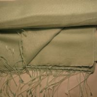 Watersilk Pashmina (Pale Aqua) KK33